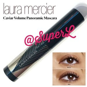 2/$15 Laura Mercier Caviar Panoramic Mascara Black